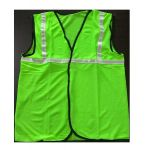 Generic Safety Jacket, Size 2inch, Color Green