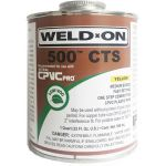 Astral Pipes M513010606 IPS Weld on 500 CTS Adhesive Solution, Size 473ml
