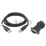 Moselissa USB RS-232 DB9 Serial Converter