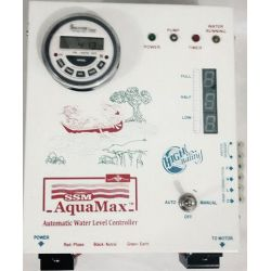 SSM Aquamax AT3L-11 Automatic Water Level Controller-3 Level, Size 23 x 18 x 8cm, Weight 2.2kg