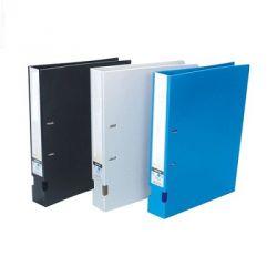 WorldOne LA409F Lever Arch File (PVC+PVC), Size F/C