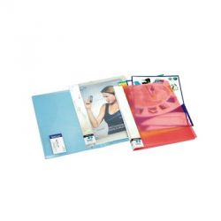 WorldOne PSRF001 Thick Sandy Report File - with Pocket , Size A/4