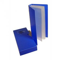 WorldOne BC105 Business Card Holder - with Case, Size 480 Cards