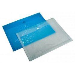 WorldOne DC207 Button Envelope Bag - (Horiz / Vert), Size F/C