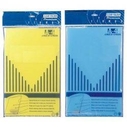 WorldOne LF001 Clear Holder-Premium, Size A/4