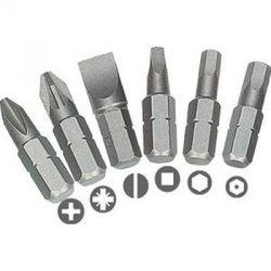 Multitec Insert Bit, Shank Size 6.35mm, Length 25.4mm
