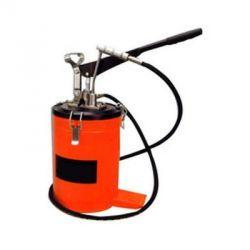 Groz V16 V Series Bucket Oil Pump, Output 125ml/Stroke, Capacity 12l