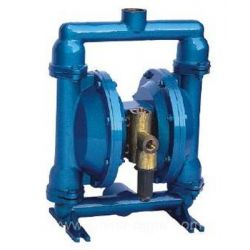 Groz AODD/3-8/N Air Operated Double Diaphragm Pump, Output 26l/minute, Pressure 100PSI