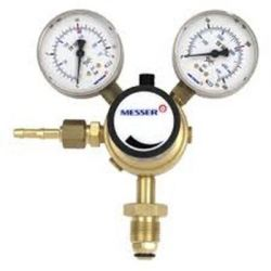 Messer MS77052502 Tornado Double Stage Regulator, Gas Type CO2