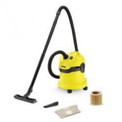 Karcher  MV 1 KAP Wet & Dry Vacuum Cleaner, Length 331mm, Width 352mm, Height 461mm