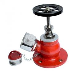 Safe Fire IS - 5290 A SS Hydrant Valve, Single Head