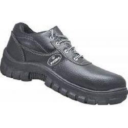 Prima Eon Plus Safety Shoes, Sole PVC, Toe Steel, Size 8