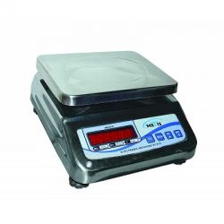 Metis Stainless Steel Counter Weighing Scale, Weighing Capacity 10kg