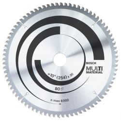 Bosch Circular Saw Blades For Wood, Part Number 2608644275