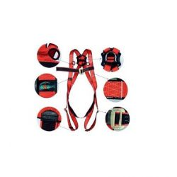 UFS USP 25 With Double USP 210 Full Body Harness ,Length Of Lanyad 2m