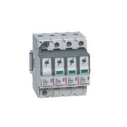 Legrand 4122 40 Class II Low Voltage SPD, Current Rating 40 kA