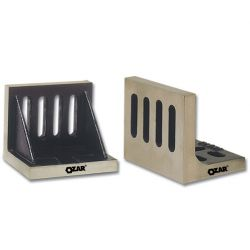 Ozar AAP-0767 Open End Slotted Angle Plate, Length 225mm, First Angle 175mm