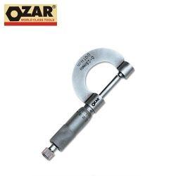 Ozar AEM-1191 Micrometer, Range 0 - 0.25mm