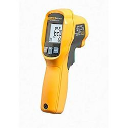 Generic 62 MAX+ Handheld Infrared Laser Thermometer, Battery Life 8 h