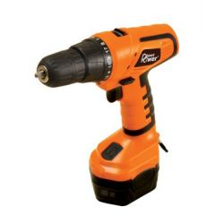 Generic PCD12 Drill Driver, Length 31.4cm, Height 28.9cm Width 9.5cm
