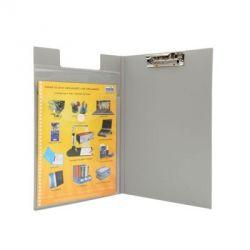 Solo PB 111 Pad Board with Envelope Pocket, Grey Color