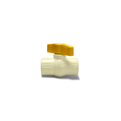 Ball Valve (Plastic Body)   pipe dia 110 mm