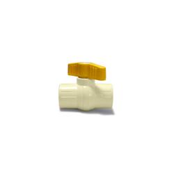 Ball Valve (Plastic Body)   pipe dia 25 mm