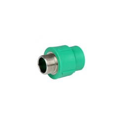 Male Threaded Socket   pipe dia 63