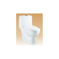 Ivory Single Piece Closets - Sasha - 600x370x710 mm