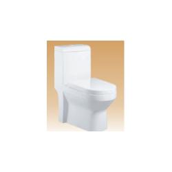 Ivory Single Piece Closets - Selby - 715x375x795 mm