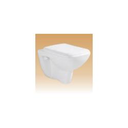 White Wall Hung Closets Series - Bianca - 530x350x380 mm