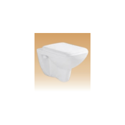 Ivory Wall Hung Closets Series - Bianca - 530x350x380 mm