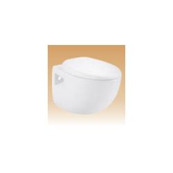 White Wall Hung Closets Series - Boris - 655x370x370 mm