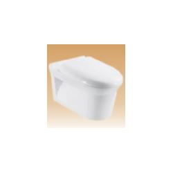 White Wall Hung Closets Series - Bruno - 600x380x355 mm