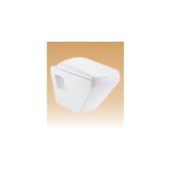 Ivory Wall Hung Closets Series - Bravo - 530x344x360 mm
