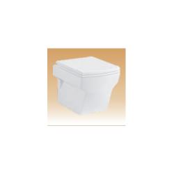 White Wall Hung Closets Series - Balbano - 485x340x350 mm
