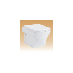 Ivory Wall Hung Closets Series - Balbano - 485x340x350 mm