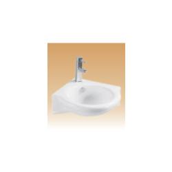 White Wall-Hung Basin - Melito - 670x480x670 mm
