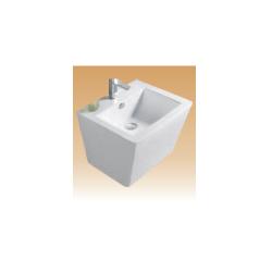 White Wall-Hung Basin - Macon - 520x445x395 mm