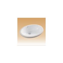 White Counter Basin - Mello - 560x400x200 mm