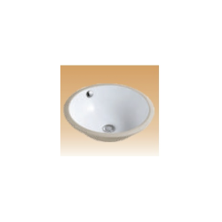 Ivory Counter Basin - Monte - 390x330x210 mm