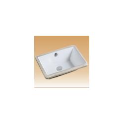 White Counter Basin - Murlo - 535x350x170 mm