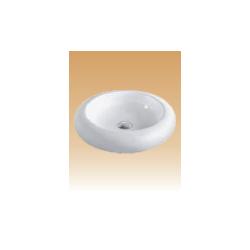 White Art Basin - Ariana - 500x500x150 mm