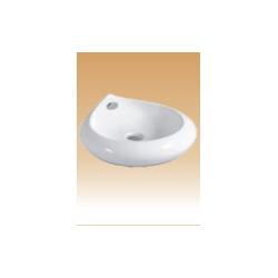 White Art Basin - Azzura - 460x460x200 mm