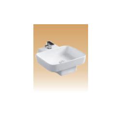 White Art Basin - 465x365x140 mm