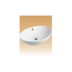 White Art Basin - Arona - 530x310x150 mm