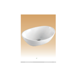 White Art Basin - Avolo - 410x340x155 mm