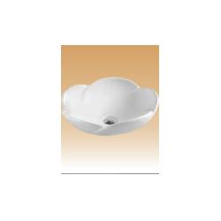 Ivory Art Basin - Azzate - 390x390x160 mm