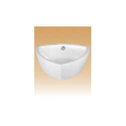 White Art Basin - Athens - 450x450x180 mm