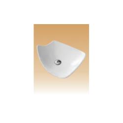 Ivory Art Basin - Angelo - 480x430x150 mm